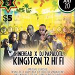 Kingston To LA